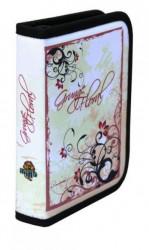 Milla Pernica 1 zip Grunge Floral ( 10/0268 )