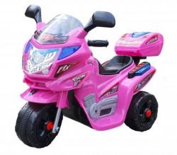 Motor 104 na akumulator za decu 6V - roze