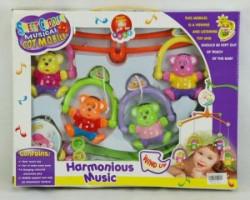 Muzička vrteška Happy bear 37x27x4cm ( 7801002 )