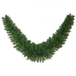 Novogodišnji ukras zelena girlanda 180 cm ( 111824A )