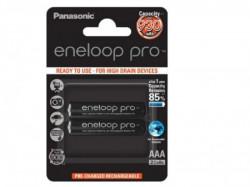 Panasonic baterije eneloop pro AAA/2B(BK-4HCDE/2BE)