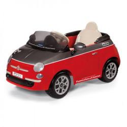 Peg Perego Fiat 500 6v sa daljinskim rosa/grigia iged1163 ( P75061163 )