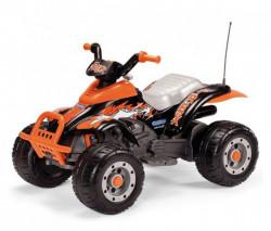 Peg Perego Kvad na akumulator Corral T-Rex nero arancio IGOR0066 ( P70120066 )