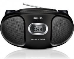 Philips AZ305/12 Prenosni CD radio kasetofon