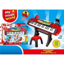 Piano sa stolicom i mikrofonom ( 11/05268 )