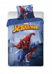 Posteljina za decu spider-man 160x200+70x80cm ( 5907750586851 )