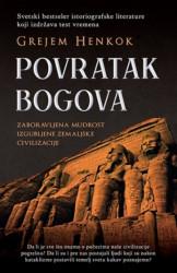 POVRATAK BOGOVA - Grejem Henkok ( 9289 )