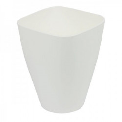 Prosperplast saksija coubi 13x13x17cm bela ( PR DUKO130-S449 )