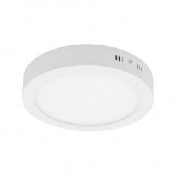 Prosto LED nadgradna panel lampa 6W dnevno svetlo ( LNP-O-6/W-B )
