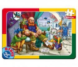 Puzzle 24 PCS FAIRY TALES 11 ( 07/50564-11 )
