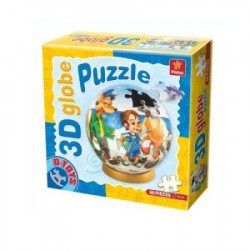 Puzzle 3D GLOBE 60 FAIRY TALES 01 ( 07/67814-01 )