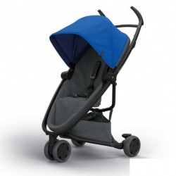 Quinny dečija kolica Zapp flex blue on graphite 1399379000