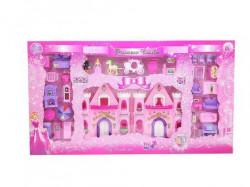 Qunsheng Toys igračka dvorac sa dodacima ( A018610 )