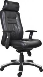 Radna fotelja - VITELLIUS 727 (prava koža)