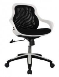 Radna stolica - MONROE - bela boja