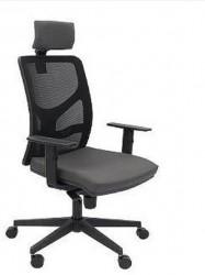 Radna stolica - Y10 PDH (Mreža+ eko koža više boja)