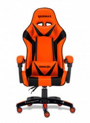 Raidmax Drakon DK602 gejmerska stolica narandžasta ( 028-0049 )