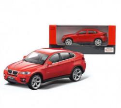 Rastar igračka automobil BMW X6 1:43 - crv ( A013521 )