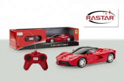 Rastar RC automobil Ferrari LaFerrari 1:24 - crv ( A013812 )