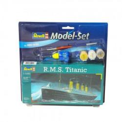 Revell maketa model set r.m.s. titanic ( RV65804/5006 )
