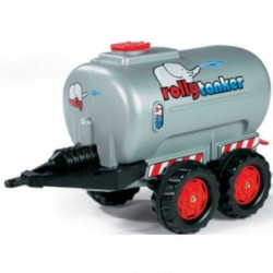 Rolly Toys Prikolica Rolly cisterna siva ( 122127 )