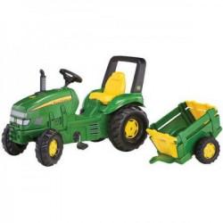 Rolly Traktor X-trac JD sa farm prikolicom ( 035762 )