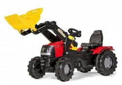 RollyToys Traktor Case Puma sa utovarivačem ( 611065 )
