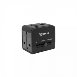 S BOX TA 23 Univerzalni putni adapter