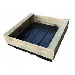 Sandy Park Basic - Kutija za pesak - Peskarnik za decu