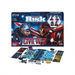 Singleton Risiko CivilWar Captain America ( B5518 )