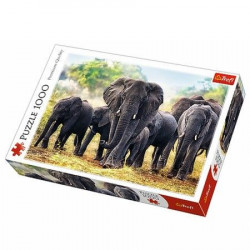 Slagalica 1000 Elephants ( 12-104424 )