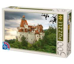 Slagalica x 500 Castle ( 07/63052-02 )