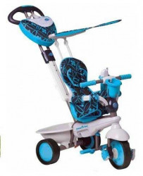Smart Trike tricikli dream team plavi ( 1590900 )