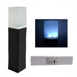 Solarna svetiljka ratan LED 9, ( 80-847000 )