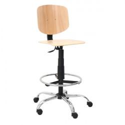 Specijalna radna stolica - 1030 NOR WOOD RING CR