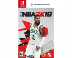 Take2 NBA 2K18 Switch