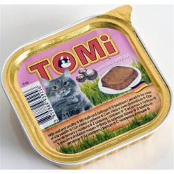 Tomi hrana za mačke pasteta 100g teletina/živina ( TM43027 )
