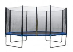 Trambolina 396 cm sa ogradom i mrežom