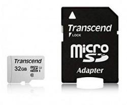 Transcend 32GB + SD adapter memorijska kartica TS32GUSD300S-A ( 0704625 )