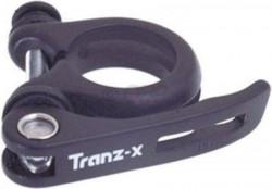 TranzX sedište-šelna alu 31.8mm brzo skidanje crna ( 140156 )
