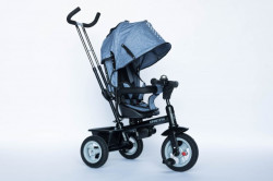 Tricikl za decu Sport Plus sa rotirajućim sedištem - Plavi ( Sport Plus-1 )