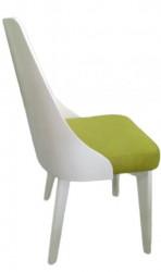 Trpezarijska stolica Liza 2 (tapacirano sedište) - dostupno u više boja