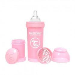 Twistshake flaŠica za bebe 260 ml pastel pink ( TS78255 )