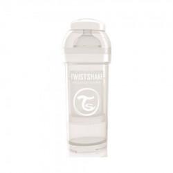 Twistshake flašica za bebe 260ml white ( TS78012 )