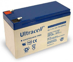 Ultracell Battery 12V / 7.0Ah, UPS, alarmni sistemi ( UL7-12 )