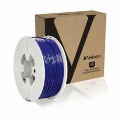 Verbatim filament PLA 2.85MM NIT ZA 3D PRINTER 1KG-BLUE ( FIL55332/Z )