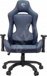 White Shark monza blue gaming chair