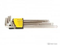 Womax ključ imbus dugački set 1-10mm ( 79007951 )