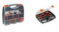 Womax kutija klaser W-SK 915 380mm x 310mm x 60mm plastična ( 79600915 )