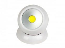 Womax lampa baterijska led sa postoljem 3aaa ( 0873057 )